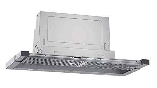 Neff D49ML54X1 Einbau-Dunstabzugshaube/Flachschirmhaube N70 / 90 cm/Energieeffizienzklasse B/edelstahl
