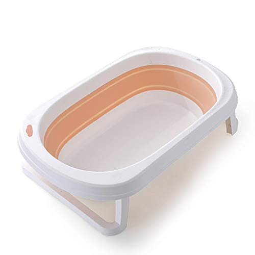 Kjz-bathtub Huishoudelijke badkuip, veiligheids badkuip tuin-douchebak grote wasbak Comfortabele tricolor 80 x 41 x 21 cm