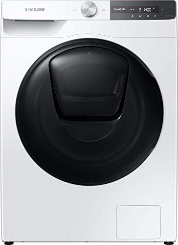 Samsung WW81T854ABT/S2 Waschmaschine / 8 kg / 1600 U/min / A+++ / Weiß / QuickDrive ECO / SchaumAktiv / AddWash