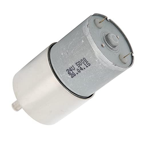 Motoriduttore a coppia elevata, funzionamento stabile Motoriduttore CC per auto/robot telecomandati(10 giri/min)