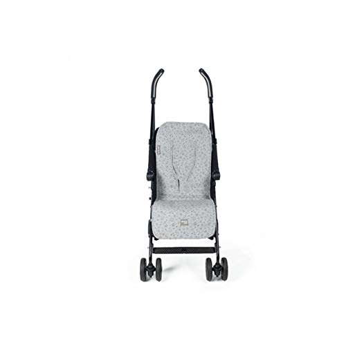 Walking Mum Univers - Colchoneta, unisex, color gris