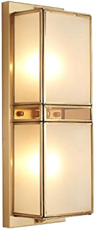 Wasserdichte Wandlampe für den Auenbereich ZS, Vintage Wandleuchte Auenbeleuchtung LED Auenwand Laterne Netz mit Klarglas Wasserdichte Sicherheitslampe für Garten Pathway Porch E14