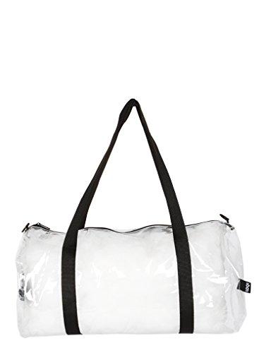 LOQI WE.TR Weekender Bag - Transparent