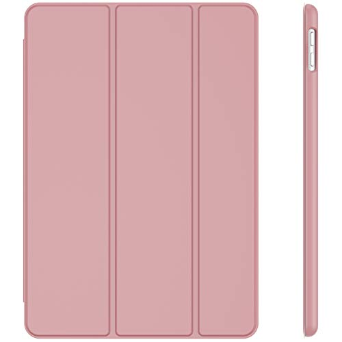 JETech Case for iPad 8/7 (10.2-Inch, 2020/2019 Model, 8th / 7th Generation), Auto Wake/Sleep, Pink