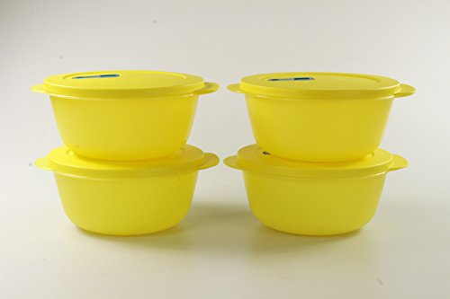 Tupperware Microonde Cryst alwave 1,5L Giallo (4) Micro Wave Fix Pop Plus P 23340