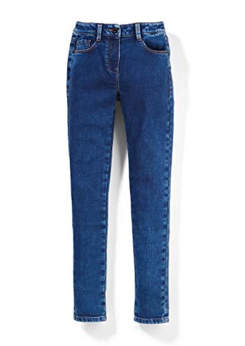s.Oliver Junior Mädchen 401.11.899.26.180.2043233 Slim Jeans, 58Z5, 164