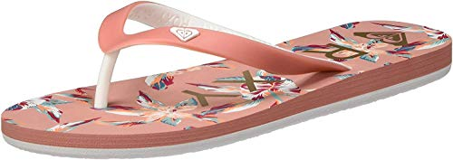 Roxy RG Tahiti, Zapatos de Playa y Piscina para Niñas, Rosa (Light Pink Ltp), 35 EU
