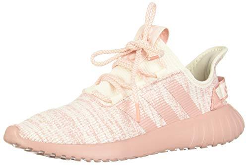 adidas Damen Kaptir X Laufschuh, Pink Spirit Pink Spirit White Cloud, 41 1/3 EU