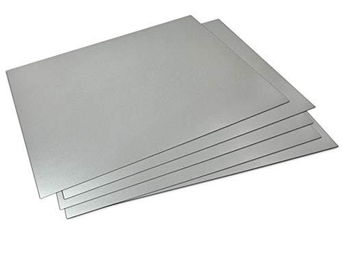 MarpaJansen Cartón Gris, cartón Gris, encuadernación (35 x 50 cm, 10 Hojas, 2,5 mm de Grosor).