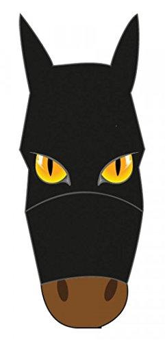 PFIFF 101013 Masque Anti-Mouches pour Chevaux