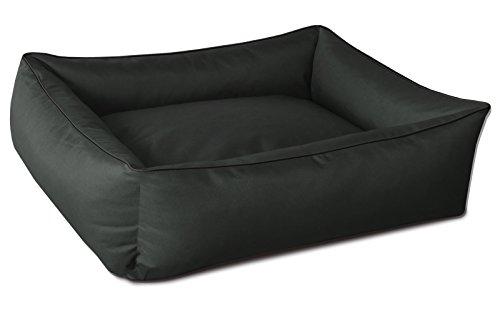BedDog® Max, Anthracite, L env. 80x65 cm,Panier Corbeille, lit pour Chien, Coussin de Chien