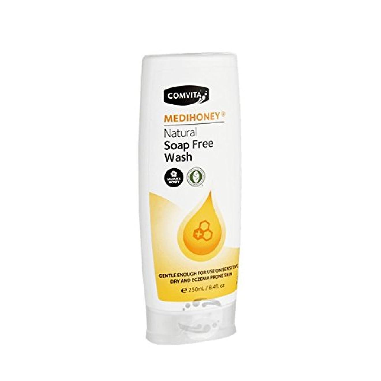 曖昧な忘れっぽい正統派Comvita Medihoney Gentle Body Wash 250ml (Pack of 6) - コンビタのメディハニー優しいボディウォッシュ250ミリリットル (x6) [並行輸入品]