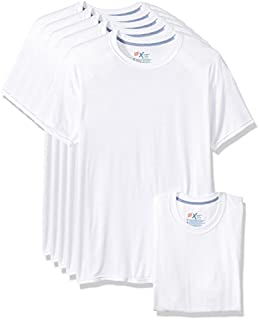 Hanes Men's 5-Pack X-Temp Comfort Cool Crewneck Undershirt