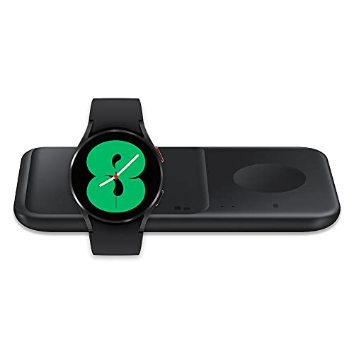 Up to 26% off Samsung Galaxy 4 Smartwatches with Wireless Charger Pad Duo