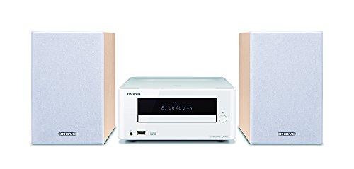 ONKYO X-U6 Bluetoothミニコンポ ホワイト X-U6(W) 【国内正規品】