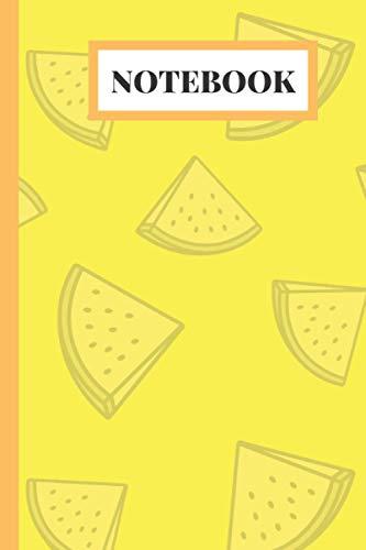 Notebook: Cute, Fun and Fruity Notebook