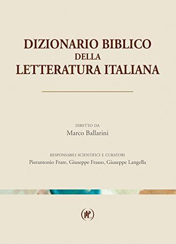 Dizionario biblico della letteratura italiana