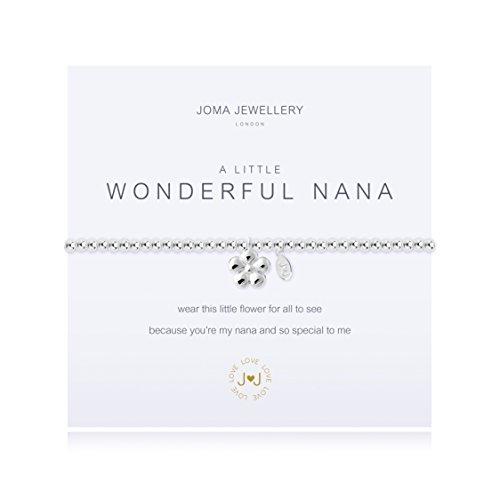 Joma Jewellery A Little Wonderful Nana Bracelet with Gift Bag