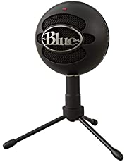 Blue Microphones Snowball iCE USB コンデンサー マイク Black スノーボール アイス ブラック BM200BK 国内正規品 2年間メーカー保証