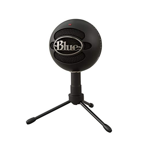 Blue Microphones Snowball iCE USB コンデンサー マイク Black スノーボール アイス ブラック BM200BK 国...