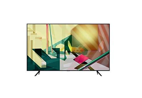 Samsung QLED 4K Q70T 138 cm (55 Zoll) (Quantum Prozessor 4K, Dual LED, Quantum HDR) [Modelljahr 2020]