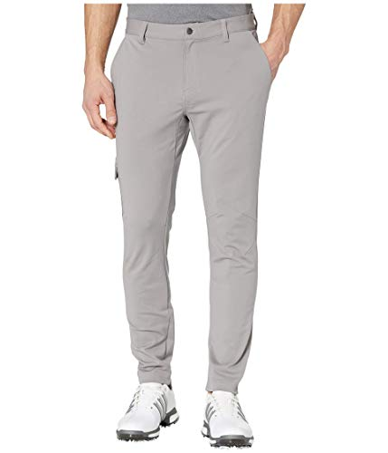 adidas Adicross - Pantalón Deportivo de Punto urdimbre para Hombre, Hombre, Pantalones, TM1511S20, Gris Paloma, 42W / 30L