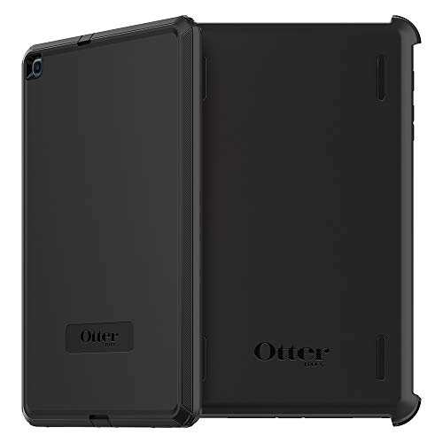 OtterBox Defender for Samsung Galaxy Tab A 10.1 (2019) - Black - Non-Retail Packaging