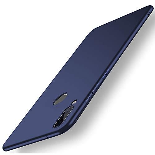 TheGiftKart Protective Sleek Soft TPU Back Cover Case for Honor 8X (Blue)