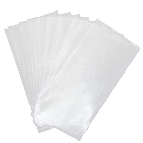 POFET PVA - Bolsas de pesca para carpas (solubles en agua, para boilie aparejo de cebos sólidos, accesorios para aparejos de pesca (7 x 15 cm)