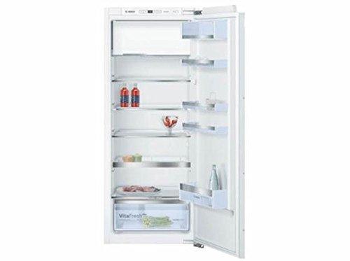 Bosch KIL52AD40 Serie 6 Einbau-Kühlschrank mit Gefrierfach / A+++ / 140 cm Nischenhöhe / 122 kWh/Jahr / 228 L / VitaFresh plus / VarioShelf