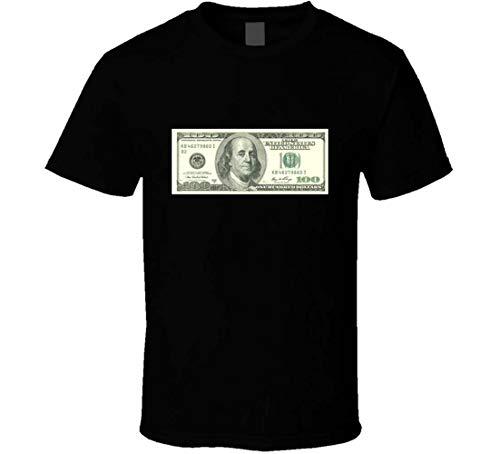 Camiseta de 100 dólares de Benjamin Franklin