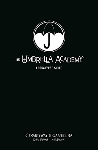 The Umbrella Academy Library Edition Volume 1: Apocalypse Suite (Umbrella Academy: Apocalypse Suite)