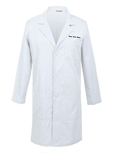 Personalized Doctor's Coat