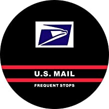 U.S. Mail Carrier Tire Cover 26