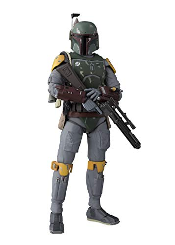 BANDAI S.H.Figuarts Boba Fett (Star Wars: Episode Vi 6 Return of The Jedi) 150mm ABS PVC Figure