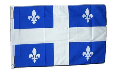Digni Drapeau Canada Quebec - 60 x 90 cm