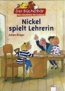 Nickel spielt Lehrerin: In neuer Rechtschreibung