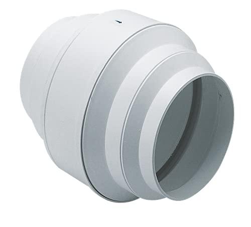Miele Original Zubehör DKS 125 Kondensatsperre / für Dunstabzugshauben / fängt zurücklaufende Kondensatrückstände auf / für Abluftrohre mit 125 mm Durchmesser