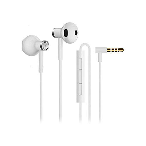 Xiaomi Auriculares zbw4 406ty 3.5 mm Dual Membrana, Blanco