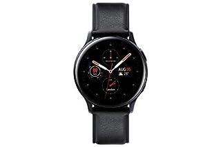 Samsung Galaxy Watch Active 2 - Smartwatch de Acero, 40mm, color Negro, LTE [Versión española] (B07WS39TRP) | Amazon price tracker / tracking, Amazon price history charts, Amazon price watches, Amazon price drop alerts
