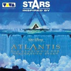 Disney Atlantis Musik (CD, 20 Titel, incl. Du und ich, Come Take My Hand, Es tut mir leid, Carpe Diem - Söhne Mannheims Ragga Mix, Like An Ocean etc.)