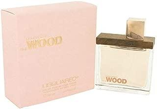 She Wood by DSQUARED2 for Women - Eau de Parfum, 100 ml
