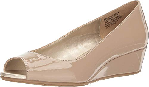 Bandolino Footwear Women's Armory Pump, Cafe Latte, 8.5