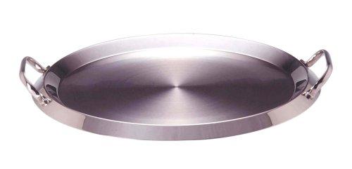 Demeyere Apollo 13.4- Inch Round Maxigrill: Kitchen & Dining
