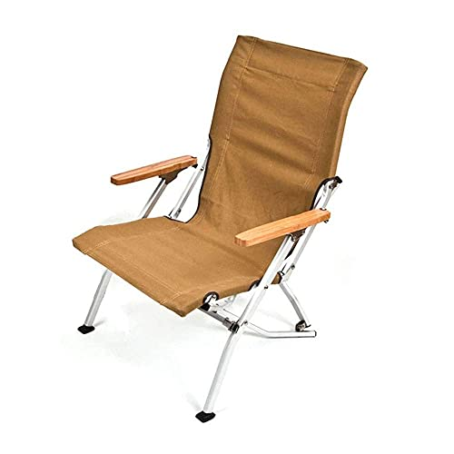 FLZXSQC Silla plegable ligera y duradera de la playa que acampa ultraligera silla plegable al aire libre bolsa de transporte