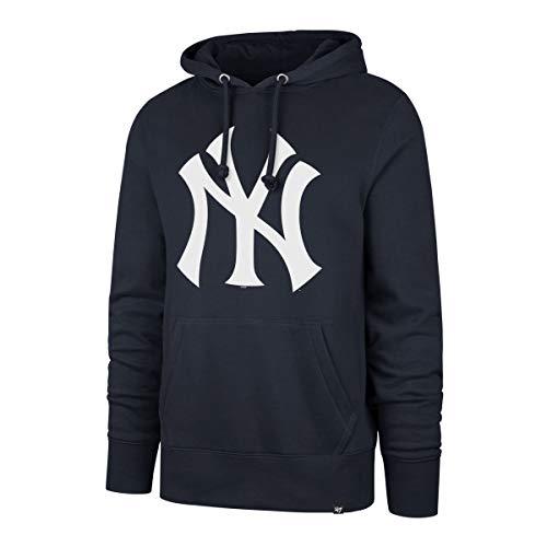 Sudadera con capucha de Nueva York Yankees, colección oficial, MLB, Major League Baseball (talla S)