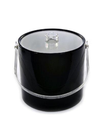 Mr. Ice Bucket Regency 3-Quart Ice Bucket, Specter Blue
