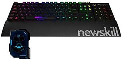 Newskill Hanshi Spectrum Mechanische Gaming Tastatur Computer Zubehör