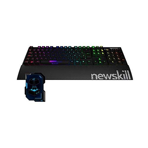 Teclado Newskill Hanshi Spectrum con efectos RGB
