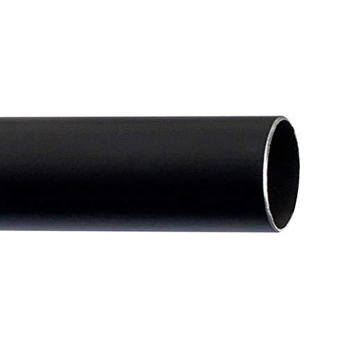 Riel Chyc 5431889 Barra Hierro Forja 20 mm. x 2,50 Metros Negro
